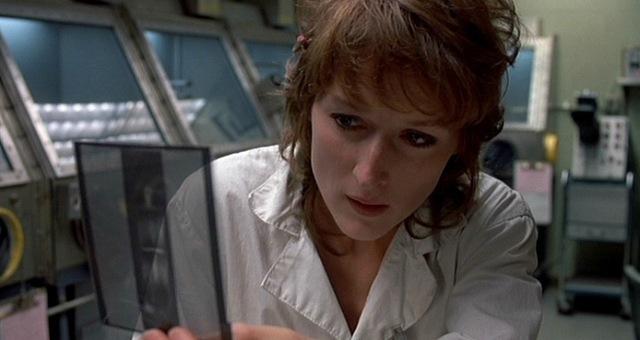 "Meryll Streep in ""Silkwood"" (1984)"