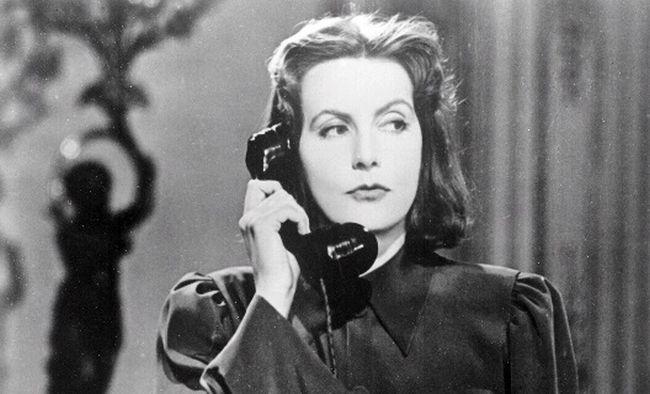 """Greta Garbo in """"Ninotchka"""""""
