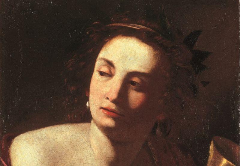 "Artemisia Gentileschi, ""Allegoria della Fama"""