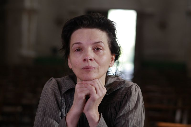 "Juliette Binoche in ""Camille Claudel, 1915"" (2013)"