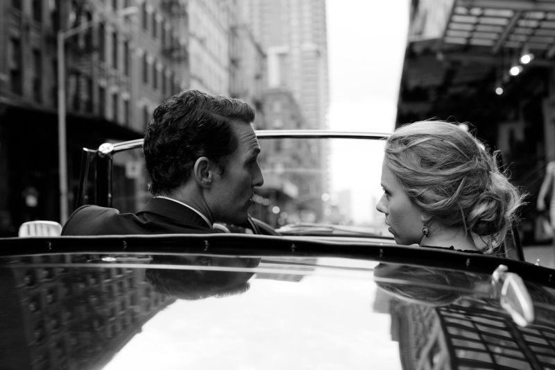 Con Matthew McConaughey nell'ultimo spot tv Dolce&Gabbana