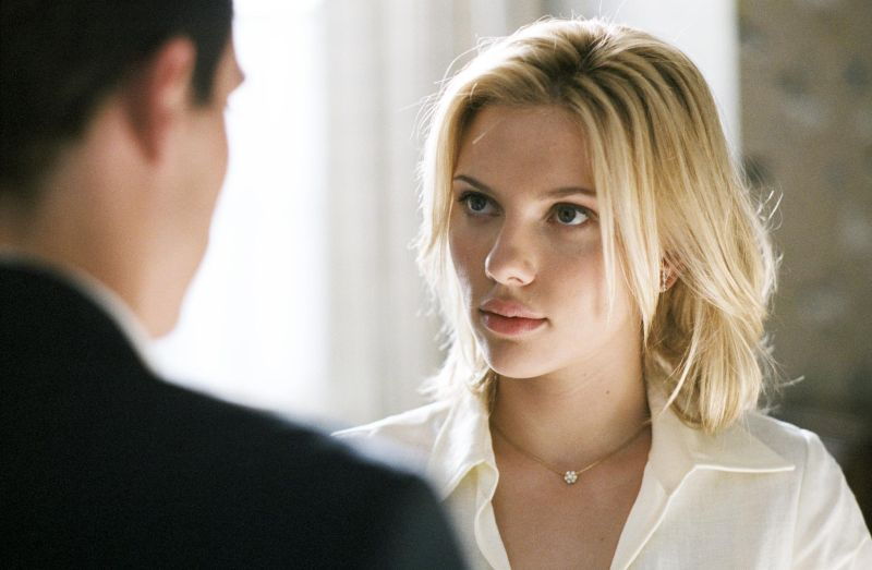 "Sensuale in ""Match Point"""