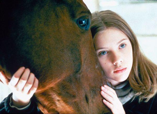 """Il suo primo 'vero' film """"L'Uomo che Sussurrava ai Cavalli"""""""