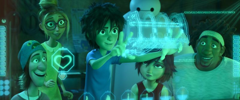 """Big Hero 6"" ©2014 Disney"