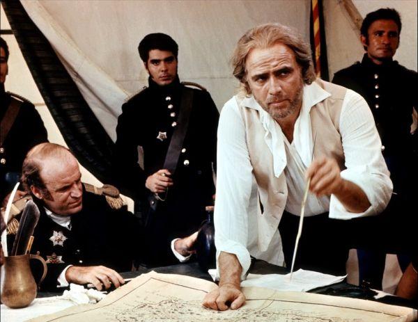 "Marlon Brando in ""Queimada"""
