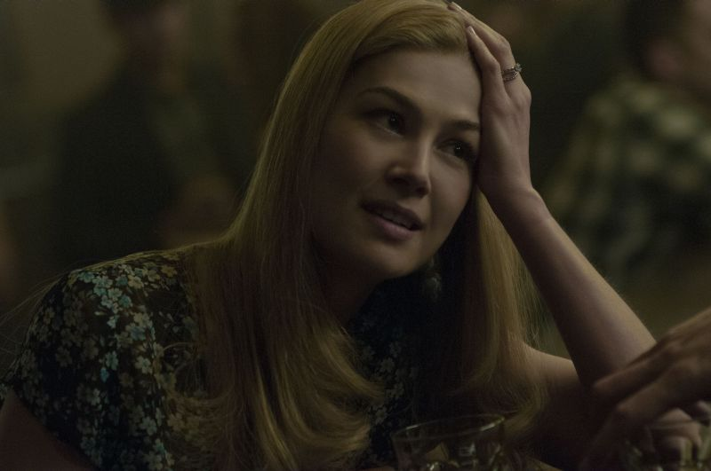 "Rosamund Pike in ""Gone Girl"""