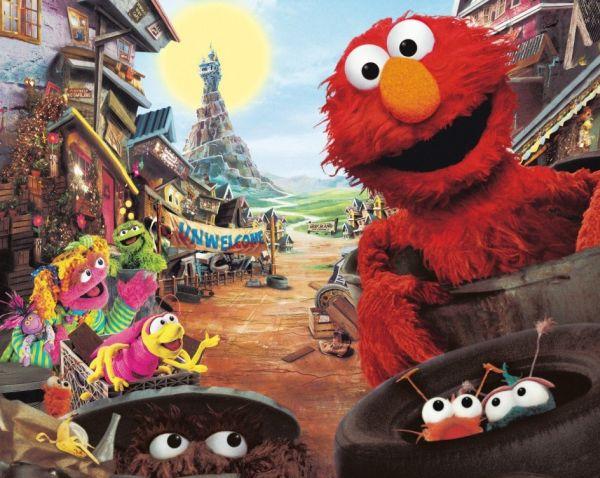 """""""Le Avventure di Elmo"""""""
