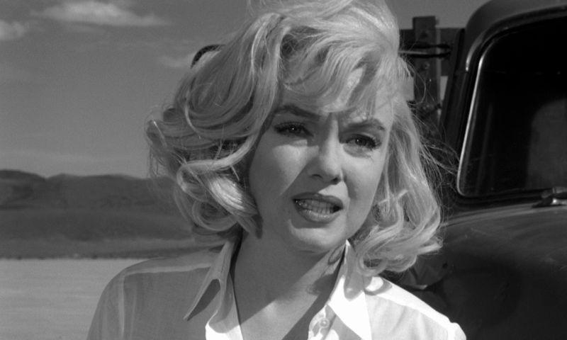 "Marilyn ne ""Gli Spostati"" di John Huston (1961)"