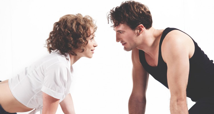 "Sara Santostasi e Gabrio Gentilini, protagonisti di ""Dirty Dancing - The Classic Story On Stage"""