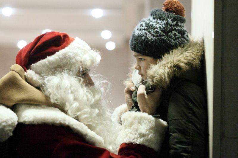 Babbo Natale e Antoine