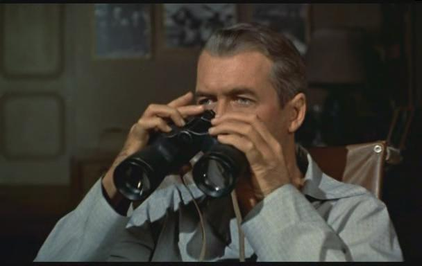 Camera retro sessant anni dopo la finestra sul cortile di alfred hitchcock un film sul - La finestra sul cortile film completo ...
