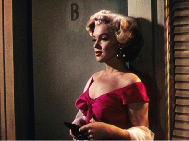 "La Monroe in ""Niagara"" di Henry Hathaway (1953)"