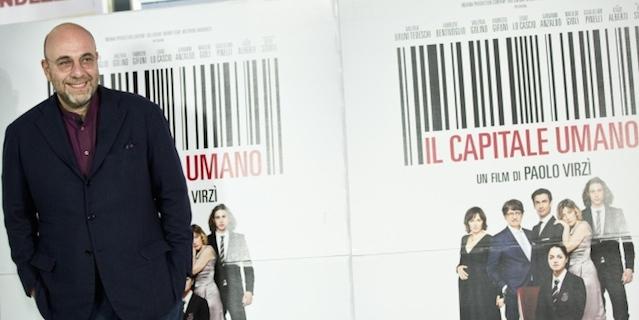 "Paolo Virzì, regista de ""Il Capitale Umano"""