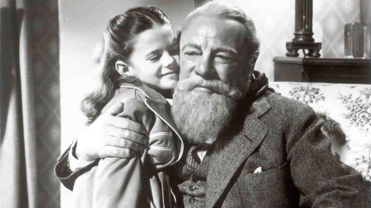 """Edmund Gwenn in """"Miracolo nella 34°  Strada"""""""
