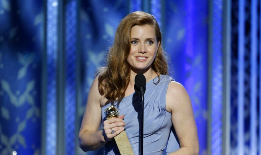 "Amy Adams Miglior Attrice Commedia per ""Big Eyes"""