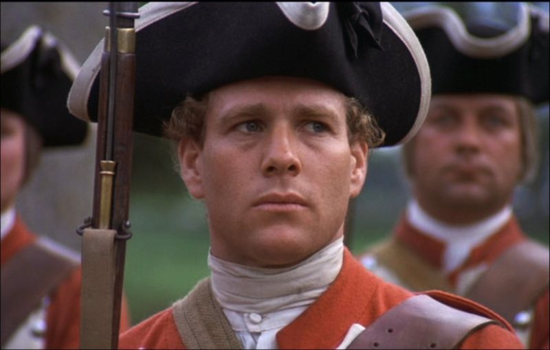 Ryan O'Neill è Barry Lyndon