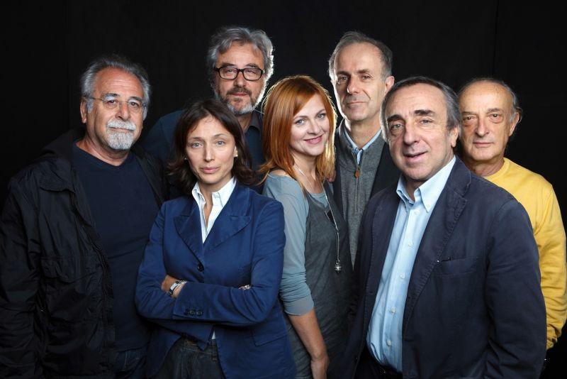 """Il cast de """"La Scuola"""""""