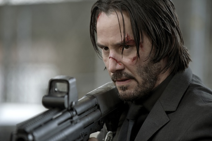 Keanu Reeves è John Wick