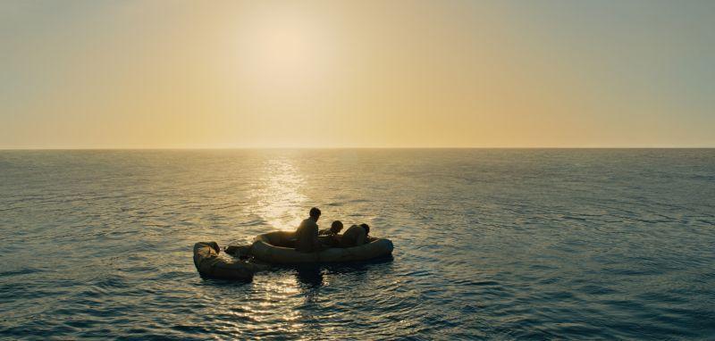 Sperduti in mezzo al Pacifico (foto Universal Pictures)
