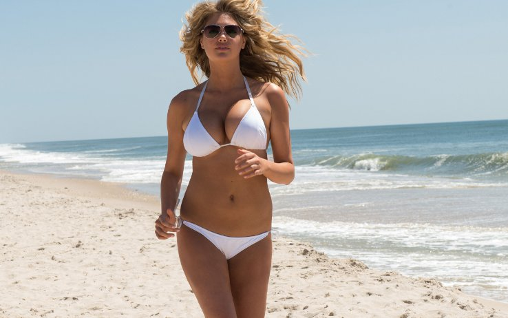 "Kate Upton in ""Tutte Contro Lui - The Other Woman"""
