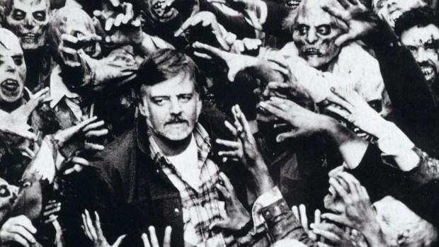 George Romero e gli Zombi