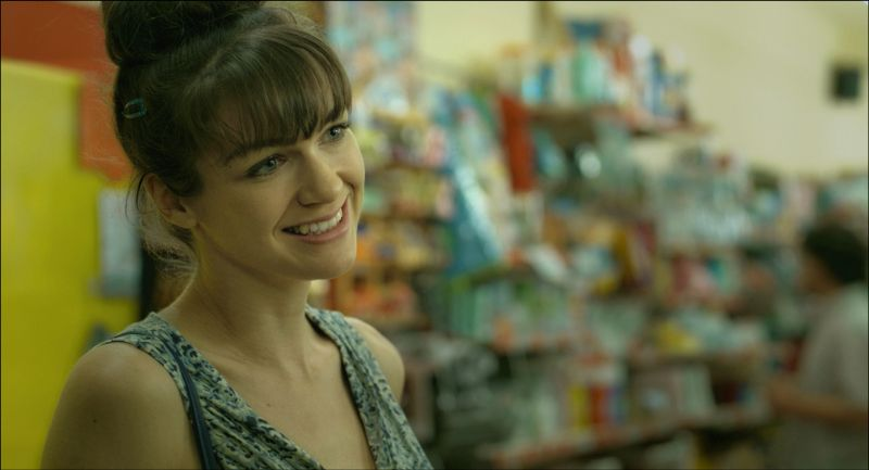 Hannah Croft è Helena