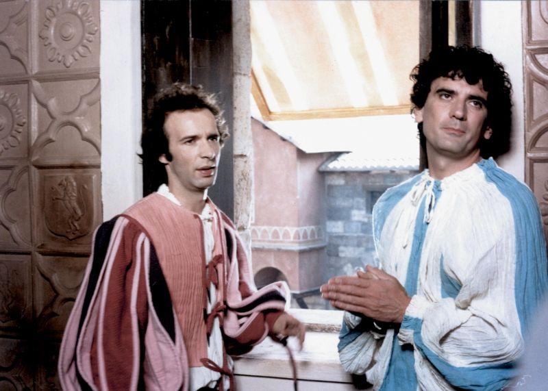 Roberto e Massimo, amici nella vita
