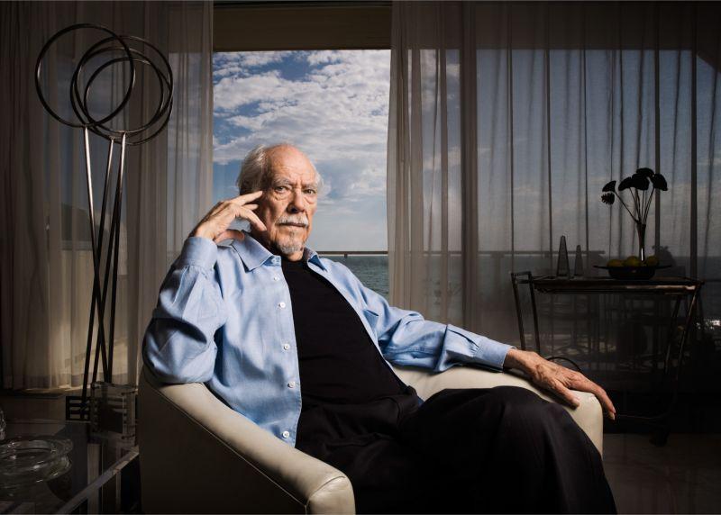 Robert Altman (foto Michael Grecco)