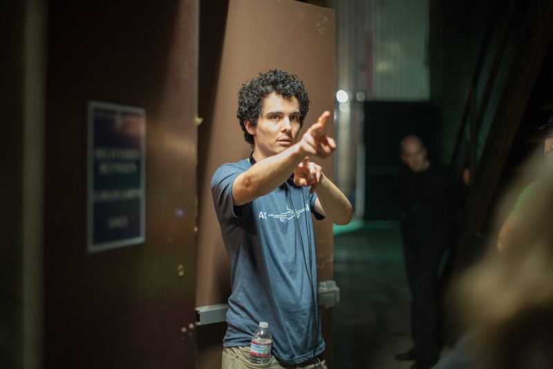 Il regista Damien Chazelle (foto © Sony Pictures Classics)