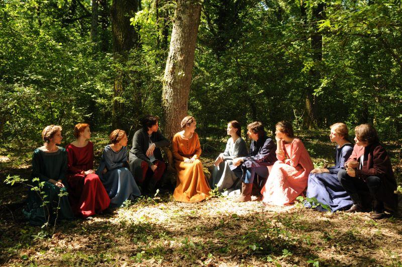I Novellatori (foto di Umberto Montiroli)