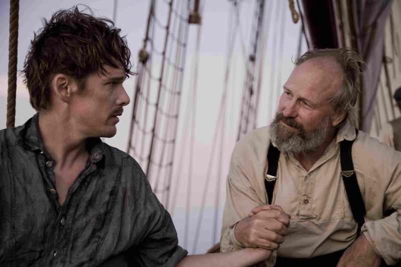 Ethan Hawke e William Hurt