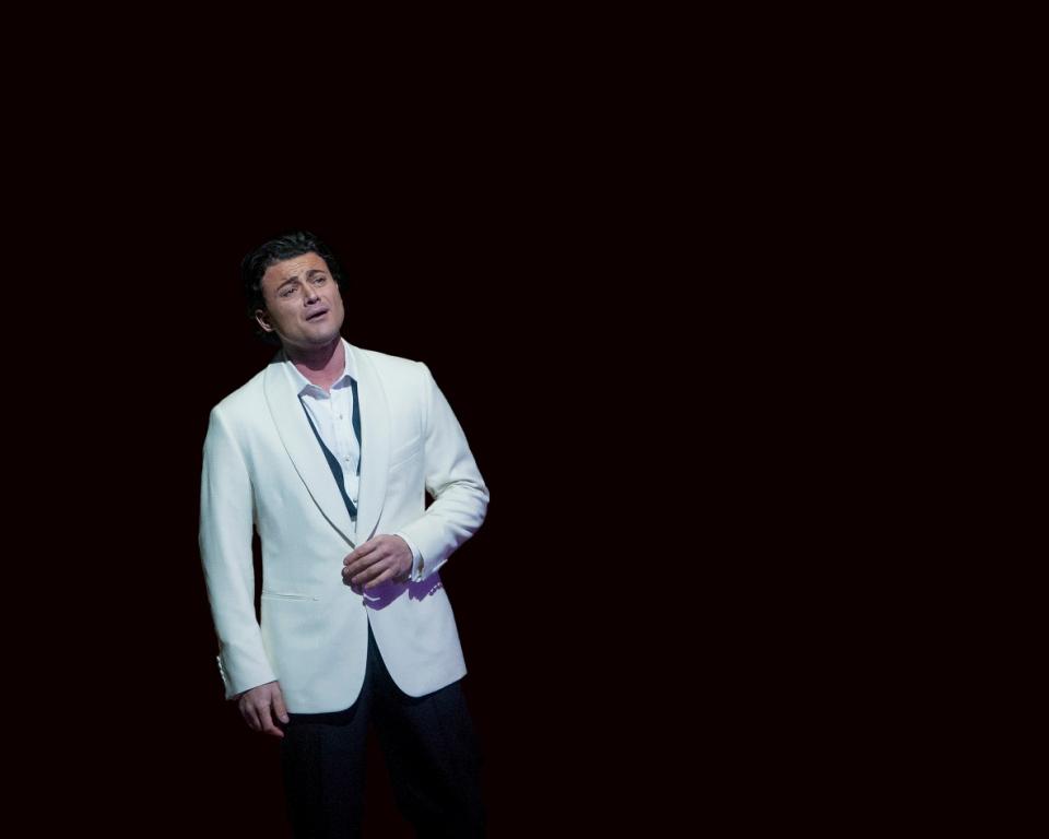 Vittorio Grigolo (foto di Marty Sohl/Metropolitan Opera)