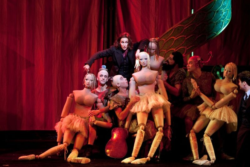 Kate Lindsey (foto di Marty Sohl/Metropolitan Opera)