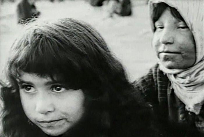 Khāneh siyāh ast («La casa è nera») di Forough Farrokhzad, 1962