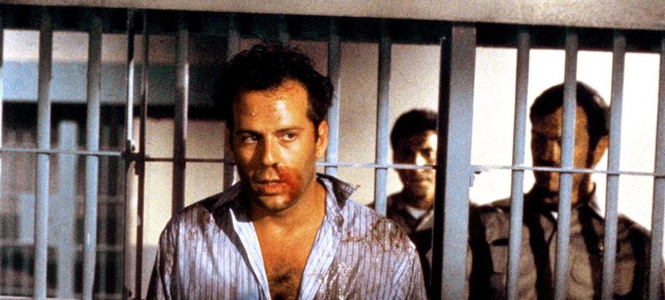 BLIND DATE, Bruce Willis, 1987, (c) TriStar