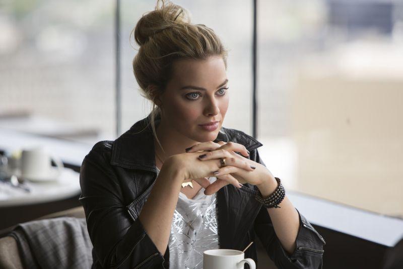 Margot Robbie è Jess (foto di Frank Masi)
