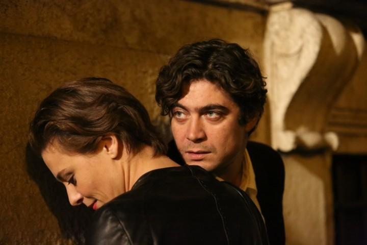 Jasmine Trinca e Riccardo Scamarcio