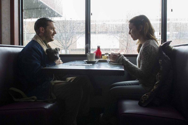 Tom Hardy e Nooni Rapace
