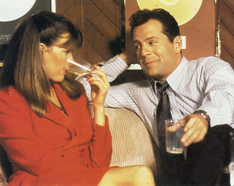 """Insieme a Kim Basinger in """"Appuntamento al Buio"""""""