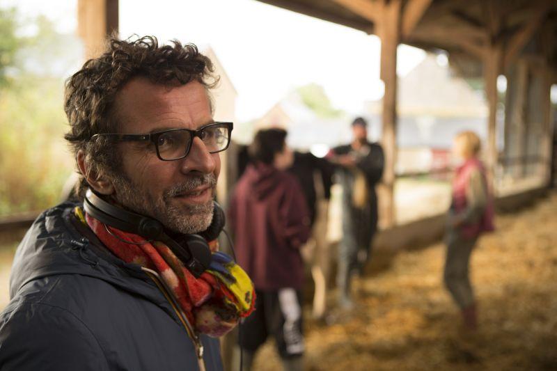 Il regista Eric Lartigau