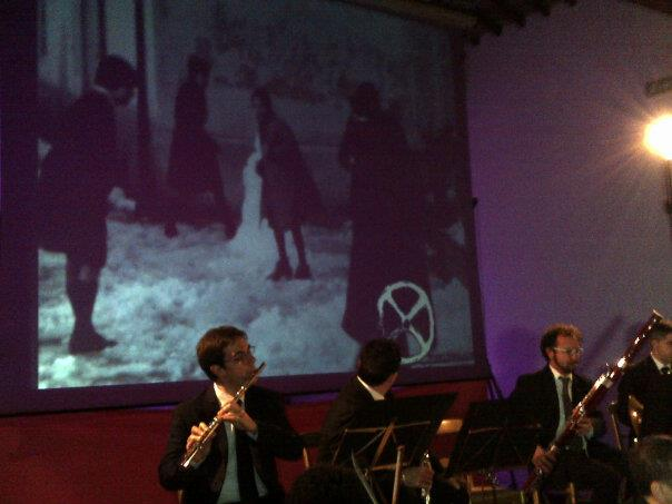 CMM con orchestra