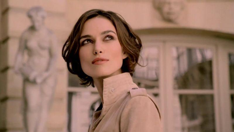 Protagonista nei mini film di Coco Mademoiselle di Chanel