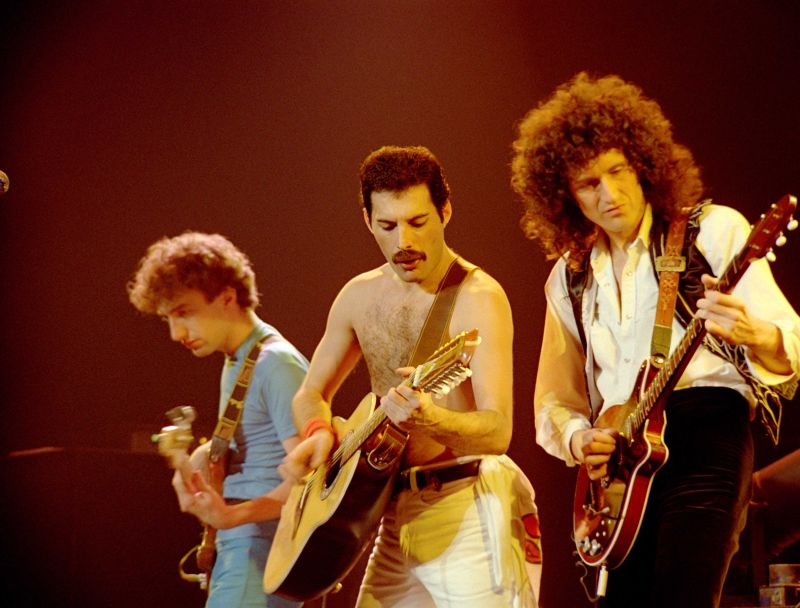 Foto Queen Rock Montreal_1