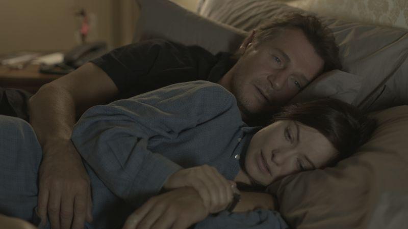 Liam Neeson e Olivia Wilde