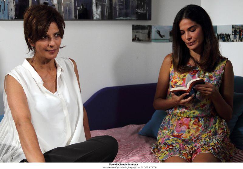 Laura Morante e Ilaria Spada