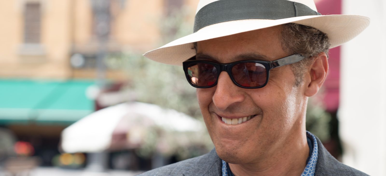 John Turturro (foto di Franco Biciocchi)