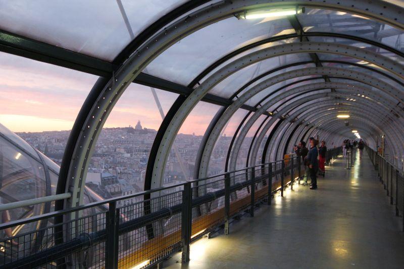 """Il Centre Pompidou"" - Karim Aïnouz"