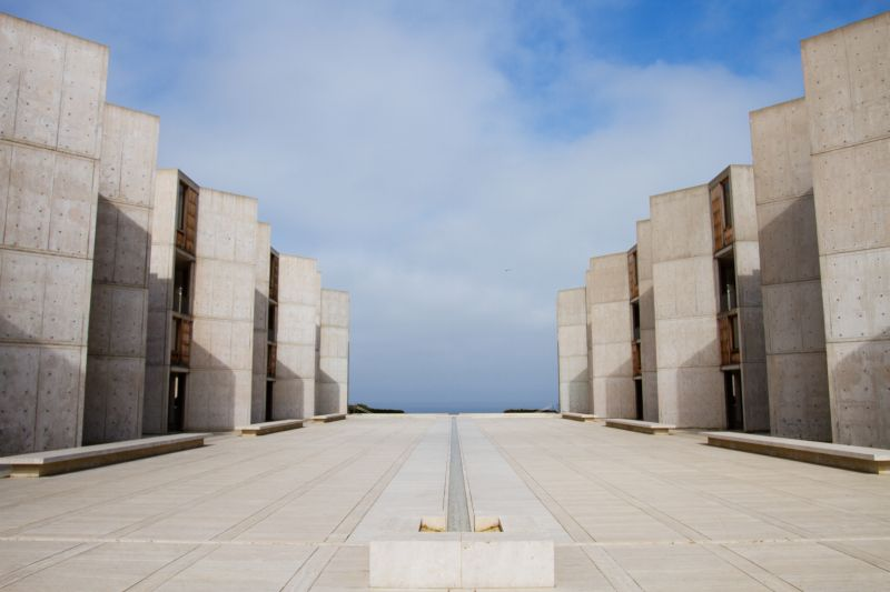 """Il Salk Institute"" - Robert Redford"