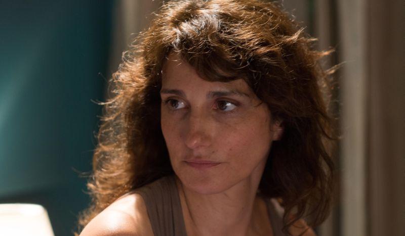 Lorenza Indovina (foto di Franco Biciocchi)