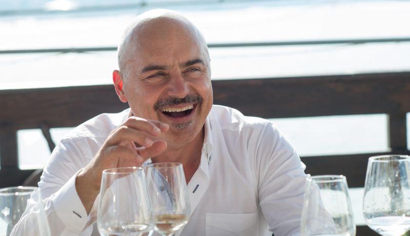 Luca Zingaretti (foto di Franco Biciocchi)